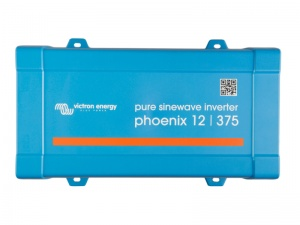 Victron Phoenix Pure Sine Wave Inverter - 12V 375W (VE.Direct-enabled)