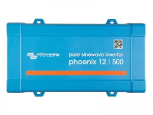 Victron Phoenix Pure Sine Wave Inverter - 12V 500W (VE.Direct-enabled)