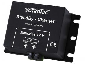 Votronic 12V StandBy Charger (DC-DC Trickle Charger)