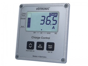 Remote Control For Votronic VBCS Triple Chargers (LCD-Charge Control S)