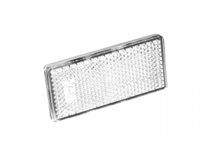 White Rectangle Reflector (7030 Series)
