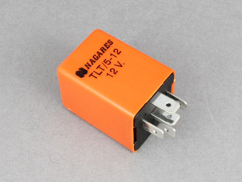 12v universal window heater timer relay