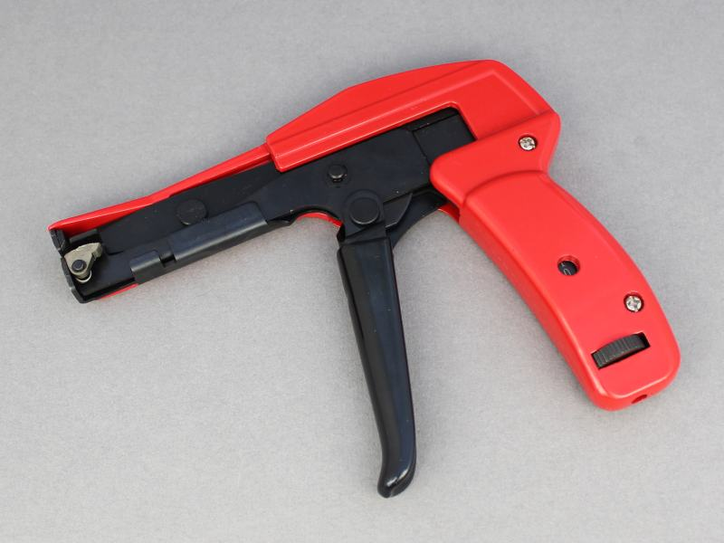 Cable Tie Tensioner Amp Cutter 2 5 To 4 8mm Wide Ties 12