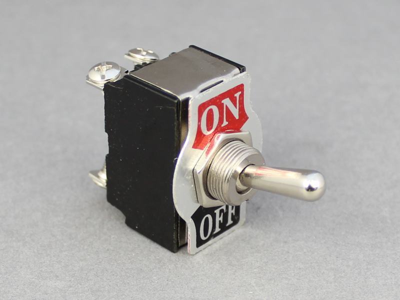 12v 20a 1 way toggle switch with on off decal 12 volt planet