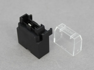 Standard Blade Fuse Holder With Cover