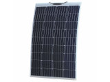 120W Monocrystalline Semi-Flexible Solar Panel