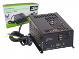 Rovert Automatic Multi-Stage Leisure Battery Charger - 12V 12A