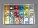 192 Piece Maxi, Standard & Mini Blade Fuse Assortment Kit