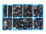 260 Piece Blanking Grommet Assortment Kit