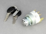4 Position Universal Ignition Switch - 30A
