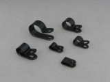 Plastic P Clips - Pack of 10