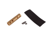 Brass Cable Connector With Heat Shrinkable Sleeve - For Cables Up To 25mm²
