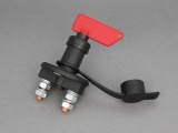 Battery Isolator Switch - Removable Key