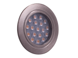Dimatec Recessed LED Downlight - Nickel (Warm White)