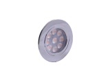 Dimatec Recessed Mini LED Downlight - Chrome (Warm White)
