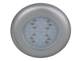 Nova 12V LED  Downlight - Plastic With Matt Silver Finish