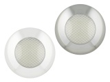 LED Autolamps Large Round LED Interior Down Light - 12V