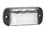 Low Profile Front Marker/Reflector Light (44 Series)