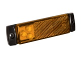 Low Profile Side Marker/Reflector Light (129 Series)