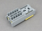 Module For 1x High Power (Maxi) Relay & 10x Mini Blade Fuses