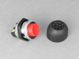 Starter/Push-Button Switch With Removable Weatherproof Cover - 20A