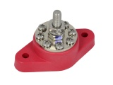 VTE 160A, 8 Point Power Post - 7.9mm Dia. Stud - Red