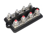 VTE Dual 4 Point Power Distribution Block/Busbar