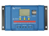 Victron Blue Solar 12/24V 10A PWM Charge Controller (LCD-USB)