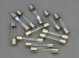 30mm Glass Cartridge Fuses