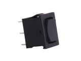 MOMENTARY/OFF/MOMENTARY Mini Rocker Switch - 12V