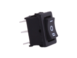 ON/OFF/ON Mini Rocker Switch - 12V